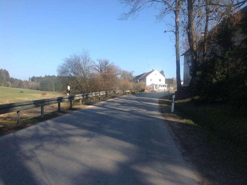 Entering Holzburg