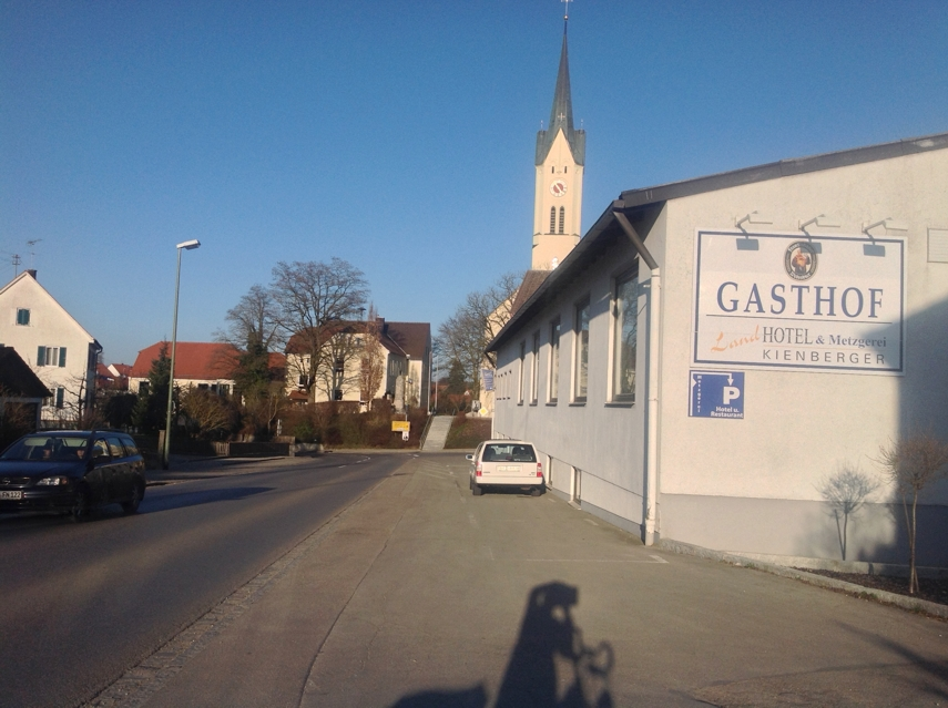 Starting point in Ried