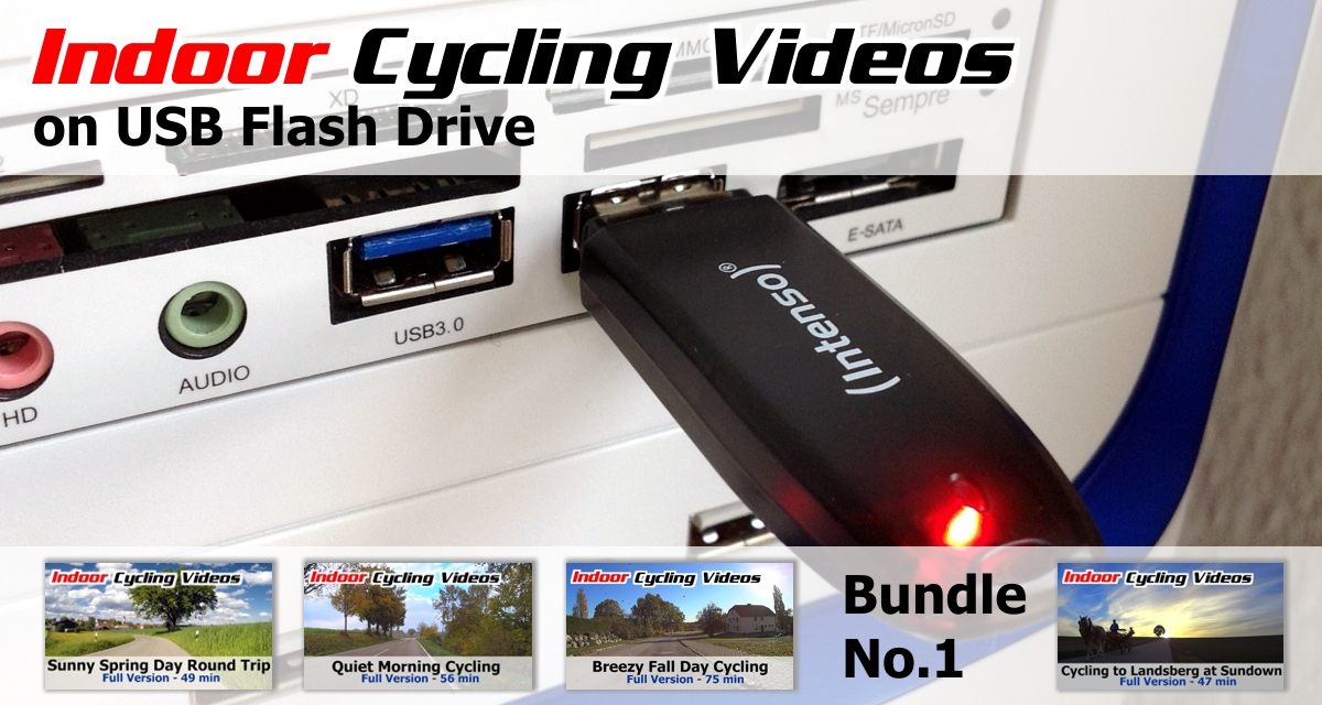 Bundle No.1 on USB for Windows User