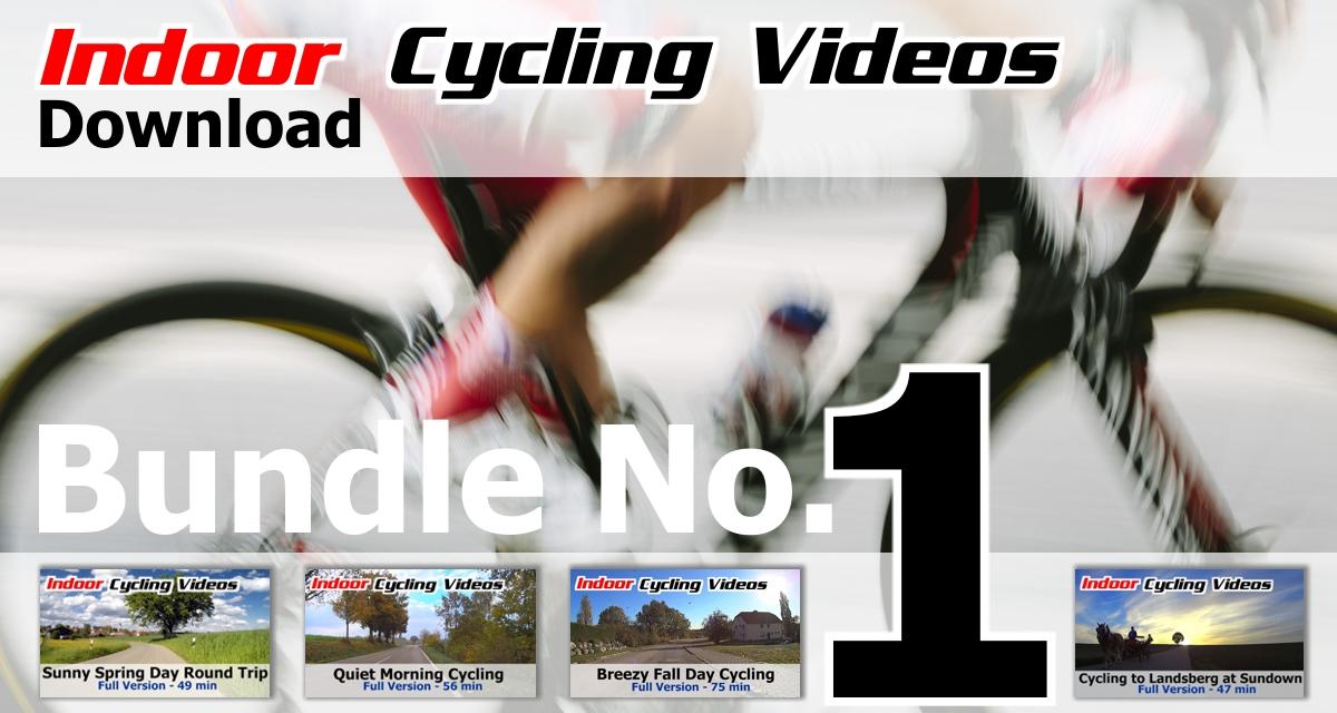 Bundle No.1 - download 4 videos and save money!
