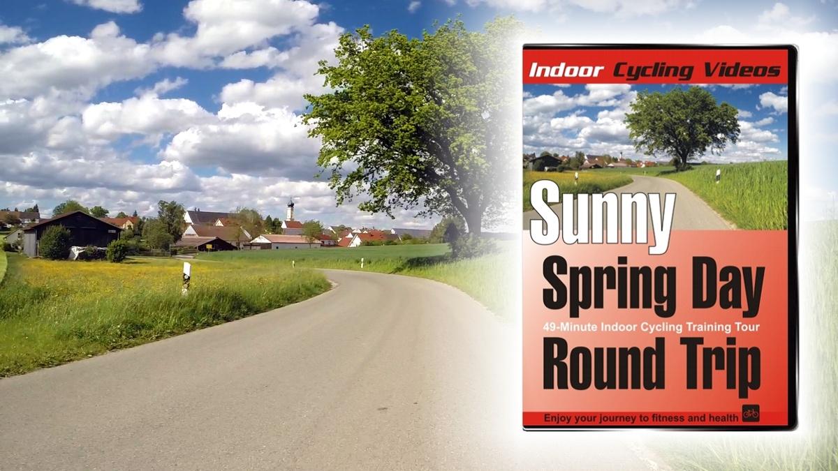 DVD #006 - Sunny Spring Day Round Trip